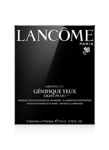 Lancome Advanced Génifique Yeux Light Pearl 24 Ml Bakım Maskesi Renksiz